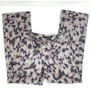 Threads Saks Fifth Avenue Linen Pants Sz S